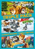 Alpha & Omega (Triple Pack) [DVD]