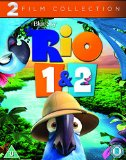Rio / Rio 2  Box Set DVD [Blu-ray]