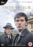 Endeavour - Series 1-2 + Pilot [DVD] [2014]