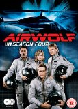 Airwolf - Complete Season 4 (5 disc set) DVD