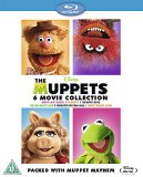 The Muppets Bumper 6 Movie Box Set [DVD]