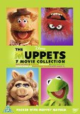 The Muppets Bumper 7 Movie Box Set DVD