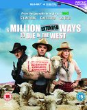 A Million Ways to Die in the West [Blu-ray] [Region Free] Blu Ray