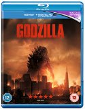 Godzilla [Blu-ray + UV Copy] [2014] [Region Free]
