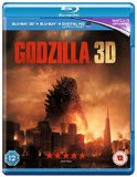 Godzilla [Blu-ray 3D + Blu-ray + UV Copy] [2014] [Region Free] Blu Ray