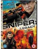 Sniper: Legacy [DVD] [2014]