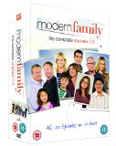 Modern Family - Season 1-5 DVD