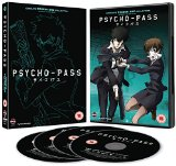 Psycho-Pass Complete Series Collection [DVD]