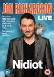 Jon Richardson - Nidiot Live [DVD] [2014]