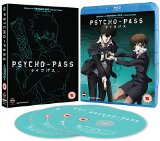 Psycho-Pass Complete Series Collection [Blu-ray] Blu Ray