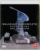 Walerian Borowczyk Short Films and Animation [Dual Format Blu-ray + DVD]