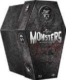 The Classic Monster Coffin Collection [Blu-ray] [Region Free]