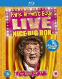 Mrs Brown's Boys Live Tour Box Set (Good Mourning Mrs Brown / Mrs Brown Rides Again / For the Love of Mrs Brown) [Blu-ray] [2013]