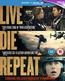Edge of Tomorrow [Blu-ray + UV Copy] [2014] [Region Free]
