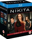 Nikita - Season 1-4 [Blu-ray] [Region Free]
