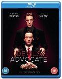 Devil's Advocate [Blu-ray] [1997] [Region Free]