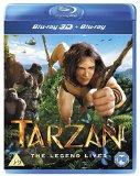 Tarzan [Blu-ray 3D + Blu-ray] [2014] Blu Ray