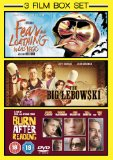 Fear And Loathing In Las Vegas/The Big Lebowski/Burn After... [DVD]