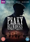 Peaky Blinders: Series 1 And 2 DVD