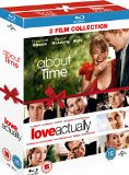 About Time / Love Actually (Double Pack) [Blu-ray] [Region Free]