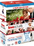 About Time / Love Actually / Notting Hill (Triple Pack) [Blu-ray] [Region Free]