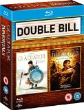 Gladiator / Immortals (Double Pack) [Blu-ray] [Region Free]