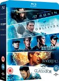 Oblivion / Battleship / Immortals / Gladiator / 47 Ronin Box Set [Blu-ray] [Region Free]