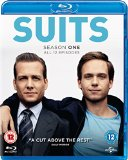 Suits - Season 1 [Blu-ray] [2011] [Region Free]