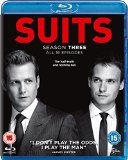Suits - Season 3 [Blu-ray] [2013] [Region Free]