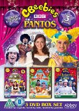 CBeebies Live Panto Box Set : Strictly Cinderella, Jack & The Beanstalk, A Christmas Carol [DVD]
