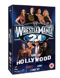 WWE: Wrestlemania 21 [DVD]