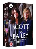 Scott & Bailey - Series 1-4 Box Set [DVD]