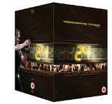 24 - Season 1-9 [DVD]