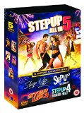 Step Up - 1-5 Box Set [DVD]