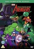 Avengers: Earth's Mighties Heroes Vol. 1-8 [DVD]