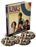 THE KINKS UNCUT 50 Years On The Road (4 DVD and Book Set)