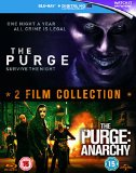The Purge / The Purge: Anarchy Double Pack [Blu-ray]