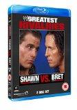 WWE Greatest Rivalries: Shawn Michaels Vs Brett Hart [Blu-ray]