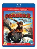 How to Train Your Dragon 2 [Blu-ray 3D + Blu-ray + UV Copy]