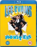 Lee Evans - Monsters Live [Blu-ray]