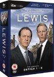 Lewis Series 1-8 [DVD] [2014]