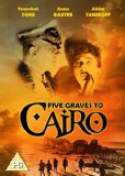 Five Graves To Cairo [DVD]