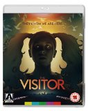 The Visitor [Dual Format Blu-ray + DVD]