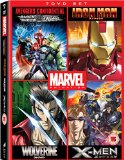 Marvel Anime Boxset [DVD]