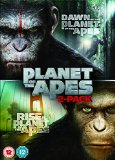 Dawn of the Planet of the Apes / Rise of the Planet of the Apes [Double Pack] DVD