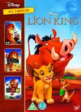 The Lion King Trilogy DVD