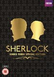 Sherlock: Series 3 - Special Edition [DVD]