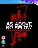 As Above, So Below [Blu-ray] [2014]