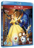 Beauty & the Beast [Blu-ray 3D + Blu-ray] [Region Free]