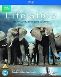 David Attenborough: Life Story [Blu-ray] Blu Ray